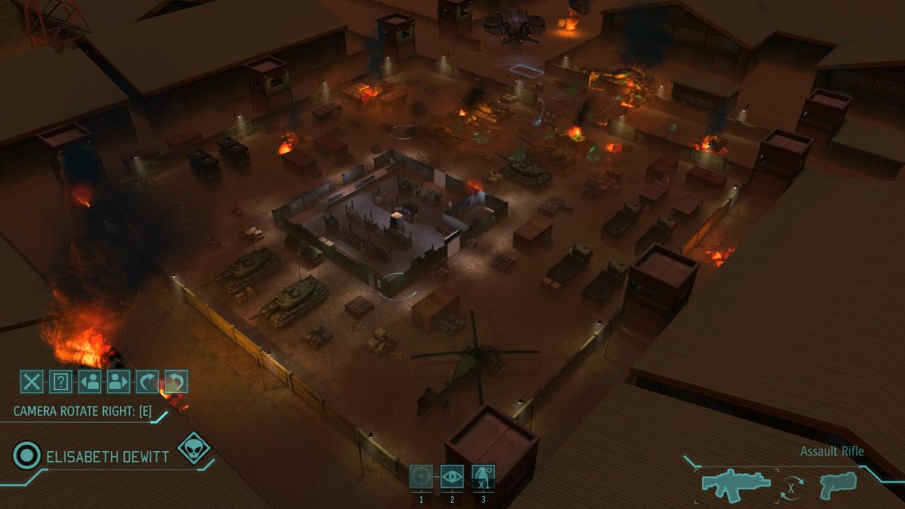 Starcraft vs Mass Effect Squad Fight: Terran Marines vs ...
